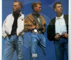 BROS ATOM P5 – I quit – Disco Vinilio – Metraquilato – CBS Records 1988 – 45 RPM