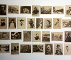 Lote de 57 fototipias Serie 30 – J. Thomas – Principios de 1900