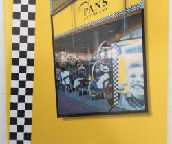 Folleto publicitario franquicia Pans & Company – 1998