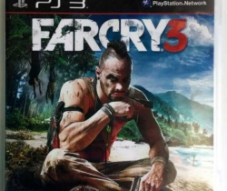 Juego para PS3 Farcry 3 Version UK Ubisoft PS3 PAL