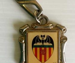 Antiguo llavero Valencia CF – años 80