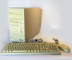 Ordenador Intel Pentium MMX 166MHz Windows 98