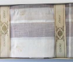 Caja de 6 pañuelos caballero Industria Linera S.A. – Camaleón – Años 50