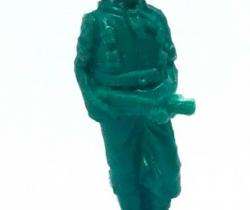 Paracaidista número 2 – colección – Cacao Toddy – años 60