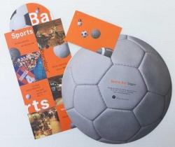 Folletos publicidad franquicia Sports Bar – 1998