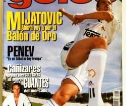 Revista Solo Goles Nº3 noviembre 1998 Sin Póster