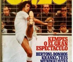 Revista ONZE Nº6 – AÑO 1978 – SIN PÓSTER