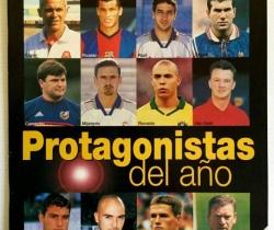 Revista Don Balón Enero 1999 Nº1212 Protagonistas del año