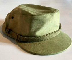 Ropa Servicio Militar español año 1980 – Gorra uniforme soldado