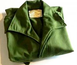 Ropa Servicio Militar español año 1980 – cazadora uniforme soldado
