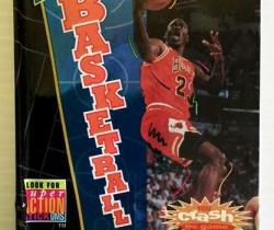 Sobre vacío NBA Basketball 96/97 Upper Deck Collector's Choice