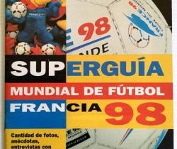 Superguía Mundial de Fútbol Francia 98