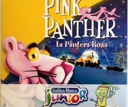 Juego La pantera Rosa – Gallina Blanca Junior – PC CD-ROM